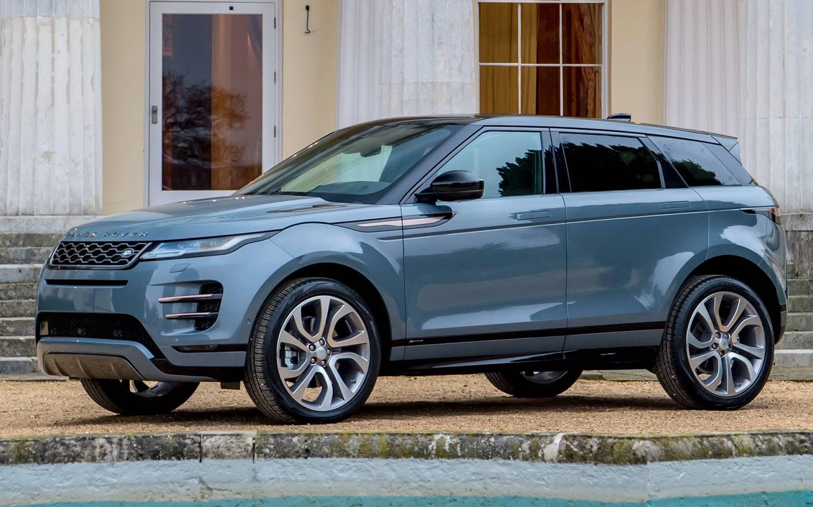 6cb1061c0 O novo Range Rover Evoque 2020 chega ao Brasil em versão única - Dynamic -  com preço sugerido de R$ 322.300 reais. O modelo estará nas concessionárias  da ...